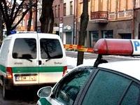 В Каунасе у магазина по продаже часов произошел взрыв