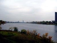 В Латвии из-за паводка затопило одну из крупнейших тюрем