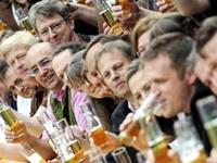 Немцы заняли пятое место мире по употреблению алкоголя