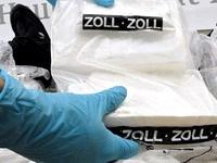 Полиция Гамбурга конфисковала 1,3 тонны кокаина