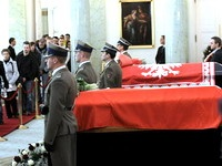 Леха Качиньского похоронят в Кракове