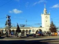 В Симферополе объявлено чрезвычайное положение