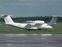 Киевская таможня конфисковала самолет Ан-72