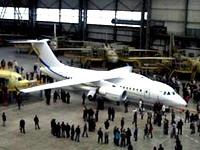 На Украине представили конкурента Sukhoi Superjet 100