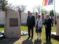 В Германии открыт памятник жертвам коллективизации