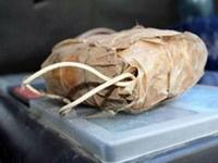 В Киеве нашли бомбу из тротила и гексогена