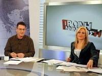Греческие учителя захватили государственный телеканал