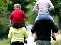 В Германии каждый третий ребенок рождается вне брака