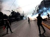 Греческие профсоюзы призвали к новым акциям протеста
