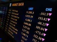 Рекордное обрушение индексов в США спровоцировала опечатка