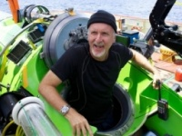 James Cameron gave his bathyscaphe scientists