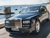 Rolls-Royce начал работу над новым Phantom