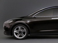 Проект Tesla Model X временно заморожен
