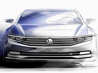 Volkswagen Passat B8: официальная информация