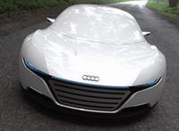 Audi представит новый корпоративный дизайн