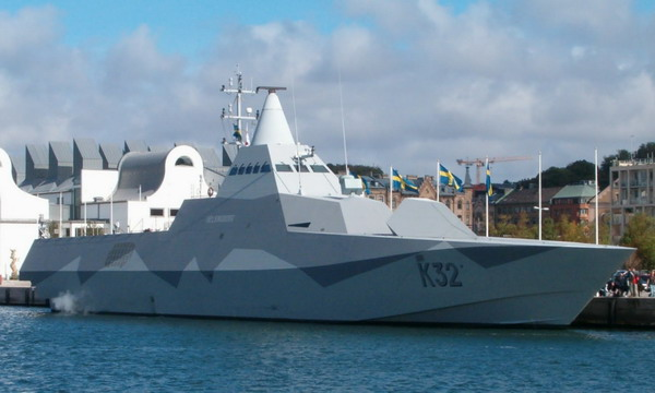 Финляндия и Швеция могут объединить ВМС и ВВС