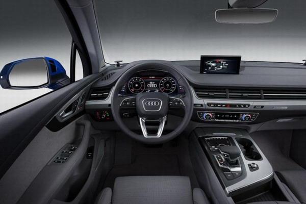 Audi Q7 следующего поколения рассекретили досрочно