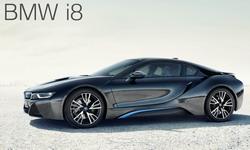 Двигатель BMW i8 признали лучшим мотором 2015 года