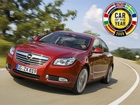 "Opel Insignia стал европейским ""Автомобилем года"""