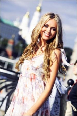 """""""Мисс мира-2008"""": букмекеры ставят на россиянку Ксению Сухинову"""