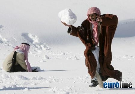 Зимняя лихорадка в разных уголках Земли