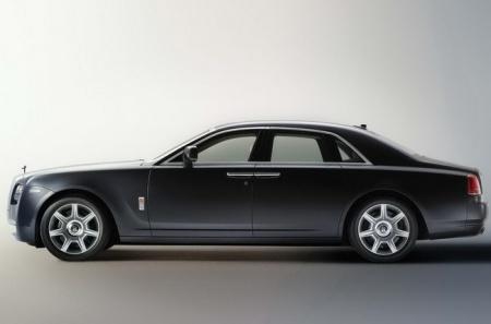 Самый маленький Rolls-Royce 200EX