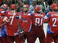 Сборная России выиграла чемпионат мира по хоккею