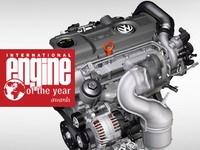 Мотор Volkswagen признан лучшим двигателем года
