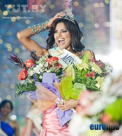 """Венесуэлка коронована """"Мисс Интерконтиненталь-2009"""", белоруска - первая вице-мисс"""