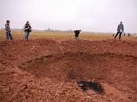 Оператор мобильной связи признался в инсценировке падения метеорита