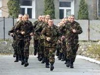 Молдавский военнослужащий застрелился на посту