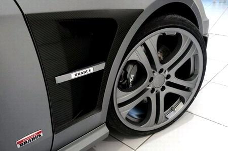 Brabus привезет на автосалон в Эссене свою версию Mercedes E63 AMG