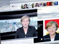 Канцлер ФРГ: Условия жизни сегодня зависят от доступа к интернету