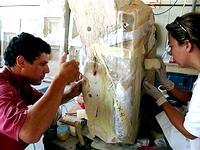 Греки завершили реставрацию пропилеев афинского Акрополя