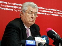 Молдавия: Воронин промахнулся