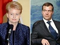 Российского президента пригласили на юбилей независимости Литвы
