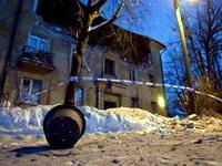 В Таллине в жилом доме произошел взрыв