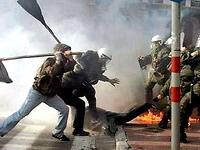 Во Франции опять бунтуют мусульмане пригородов
