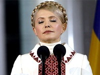 Тимошенко от волнения предложила Тигипко стать президентом