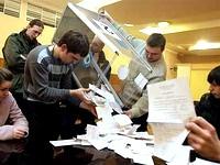 ЦИК Украины подсчитал 95 процентов протоколов
