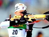 Биатлонистка Анастасия Кузьмина принесла Словакии золото