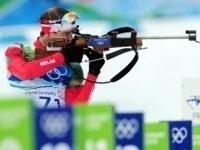 Белорусский биатлонист разделил олимпийское серебро с Бьорндаленом