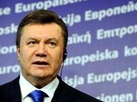 Янукович рассказал европейцам о своих внешнеполитических планах