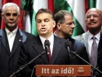 Венгерские консерваторы получили абсолютное большинство в парламенте