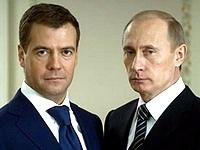 Социологи: Медведев вышел из-под контроля Путина