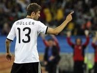 Германия разгромила Австралию на чемпионате мира в ЮАР