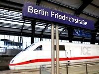 Под Берлином из-за кражи проводов встали поезда