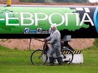 Минск начал отбор российского транзитного газа