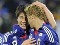 Япония обыграла Данию и вышла в плей-офф ЧМ-2010