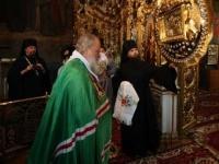 Украинских националистов не пустили на богослужение к Кириллу